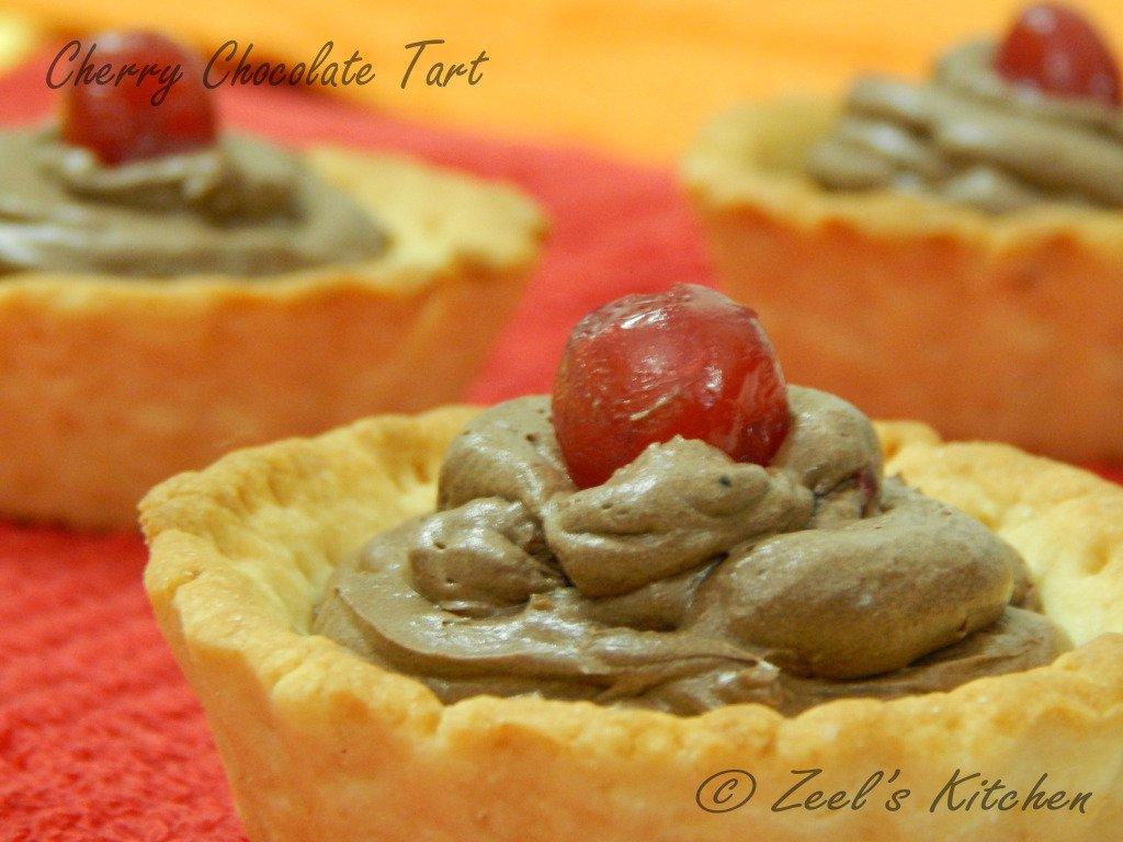 Cherry_Chocolate_Tart