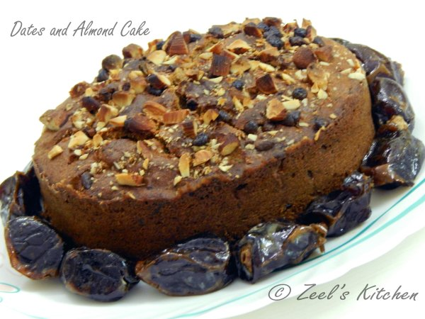 Dates_and_Almond_cake