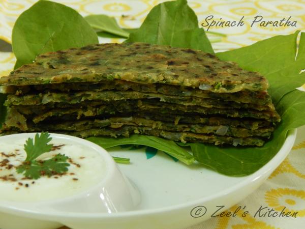 Spinach_Paratha