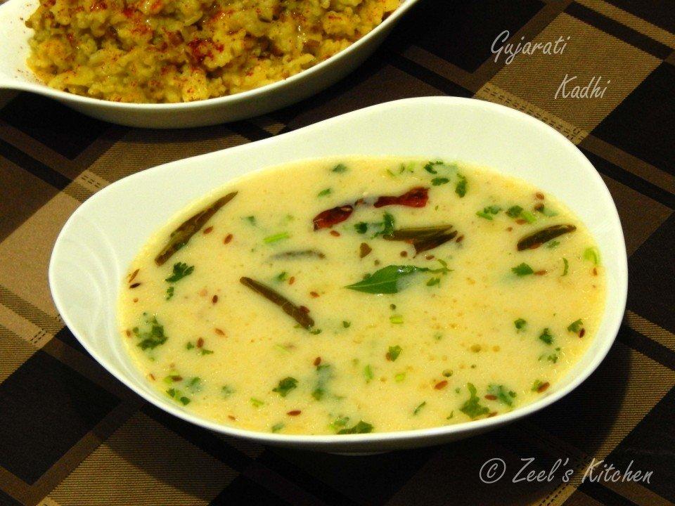 Gujarati_Kadhi