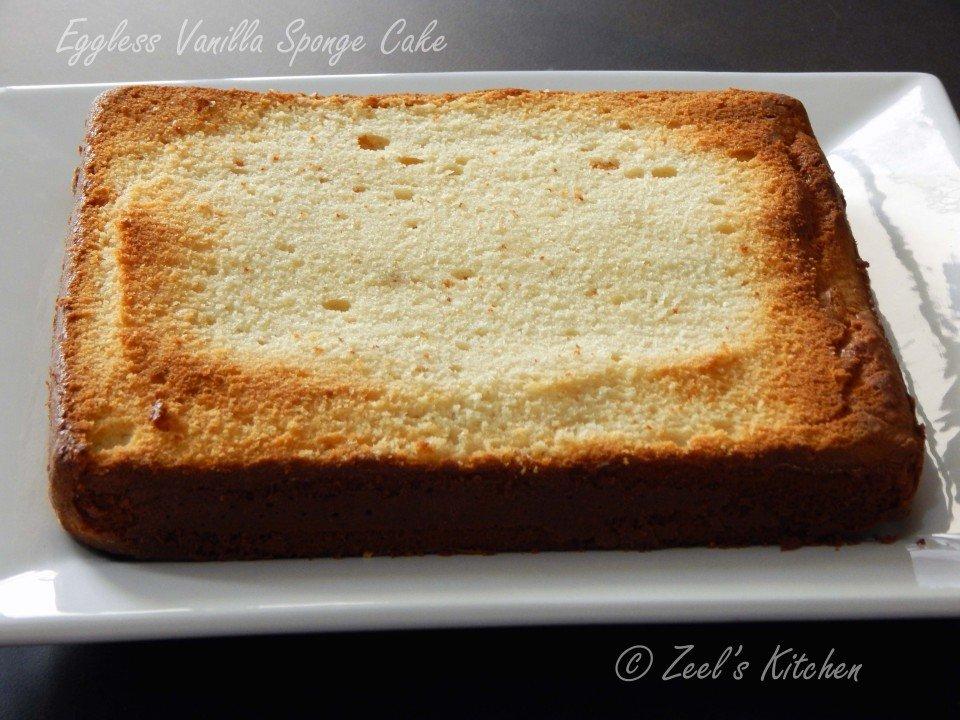 Vanilla Cake Recipe In Microwave Convection
