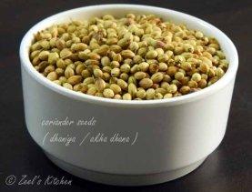 Homemade_Garam_Masala_Coriander Seeds