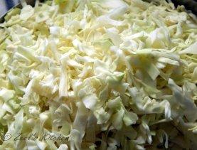 Cabbage Tomato Sabji