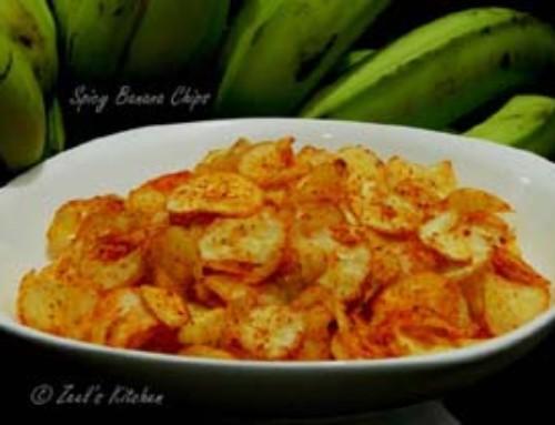 Spicy Banana Chips – Banana Wafers