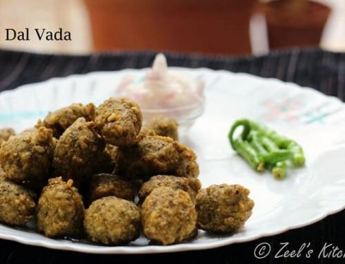 Dal vada | Green Moong Dal Vada | Dalwada