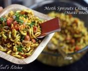 Sprouts Chaat Matki Bhel