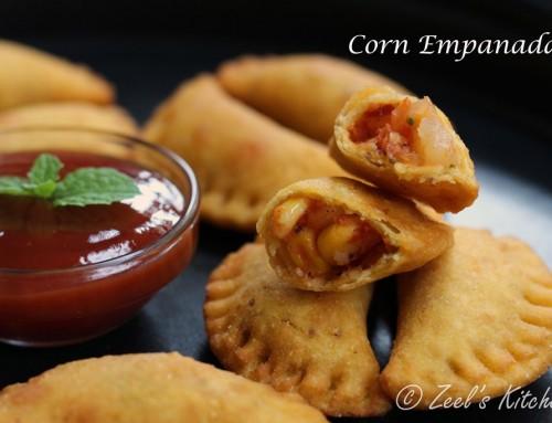 Corn Empanadas | Corn Empanadas Recipe
