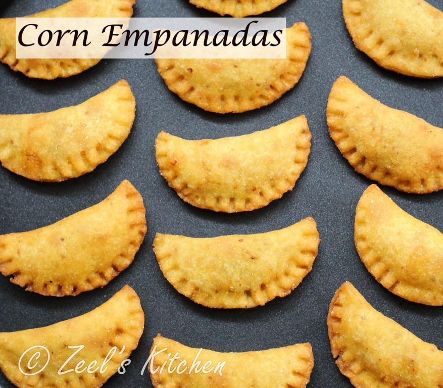 Corn Empanadas