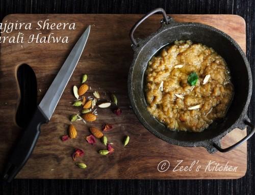 Rajgira Sheera | Farali Halwa Recipe