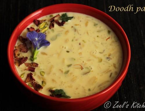 Doodh Pak | Gujarati Dudhpak recipe