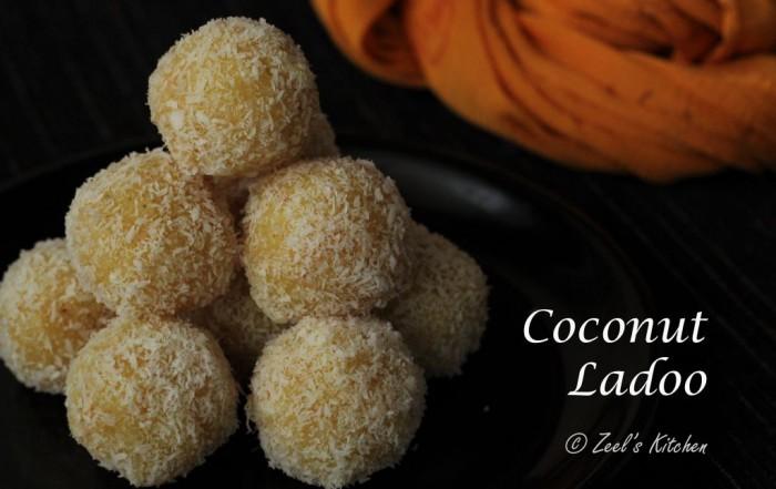 Instant Coconut Ladoo Recipe | Nariyal Ke Ladoo Recipe | Desiccated Coconut Ladoo Recipe