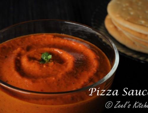 Homemade Pizza Sauce Recipe   Easy Pizza Sauce Recipe