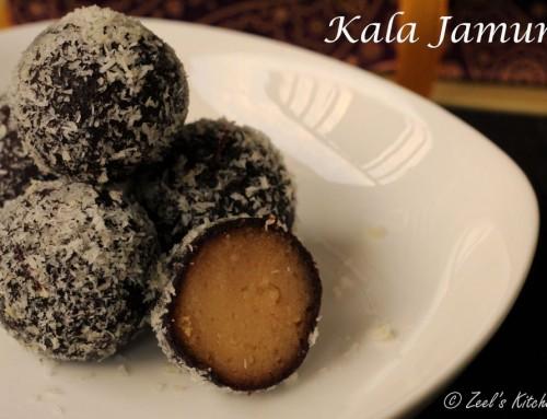 Kala Jamun | Kala Jam Recipe