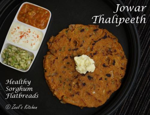 Jowar Thalipeeth | Healthy Sorghum Flatbread