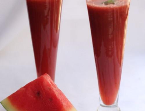Watermelon Cooler | Watermelon Cooler Recipe