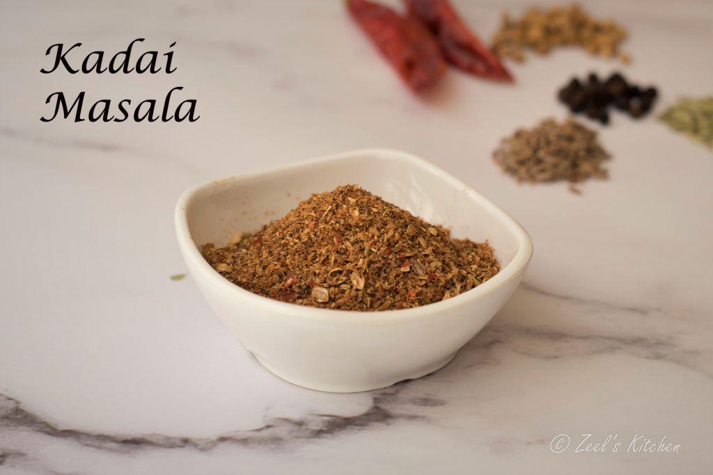 Kadai Masala