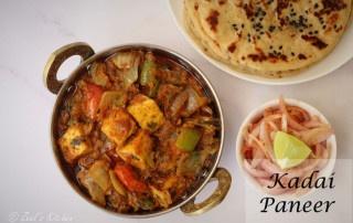 Kadai Paneer Recipe with Homemade Kadai Masala   Easy Kadai Paneer Recipe