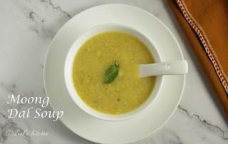 Moong Dal Soup   Healthy Moong Dal Soup Recipe   Satvik Moong Dal Soup